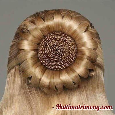 different styles of braiding hair
