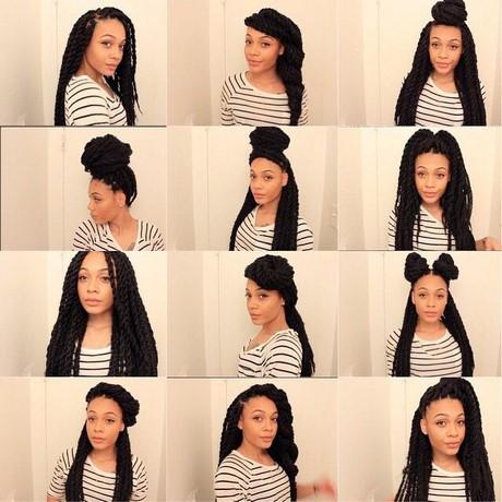 Different Ways Of Braiding Hair