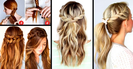 Hairstyles For Long Hair Beginners : 30+ Cute and Easy Braid Tutorials That Are Perfect For Any Occasion ...