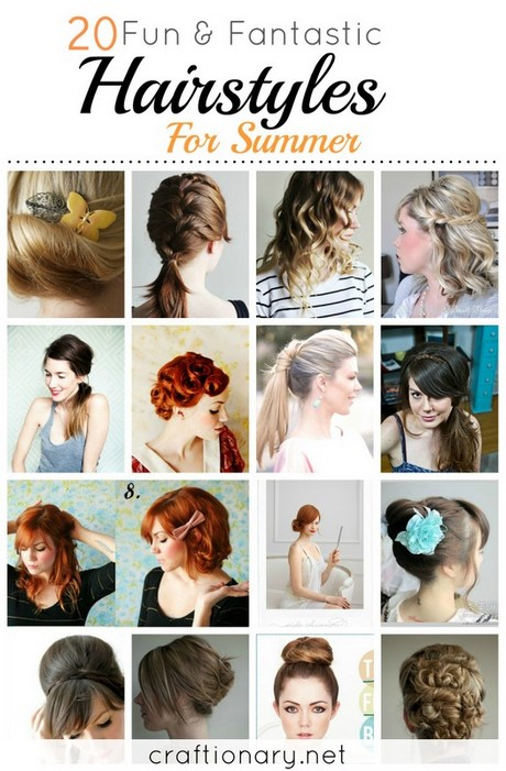 Hairstyles For Short Hair Names : Easy and cute braids