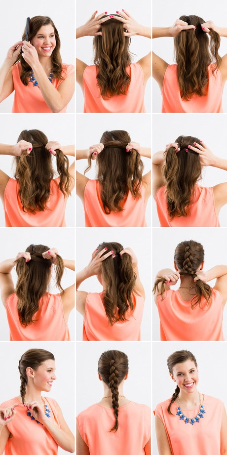 Easy Ways To Braid Hair