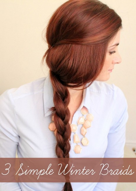 Easy Way To Braid Your Hair For A Sew In Ways To Braid