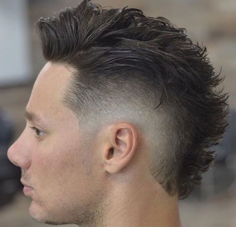 Hair Cutting Style For Mens