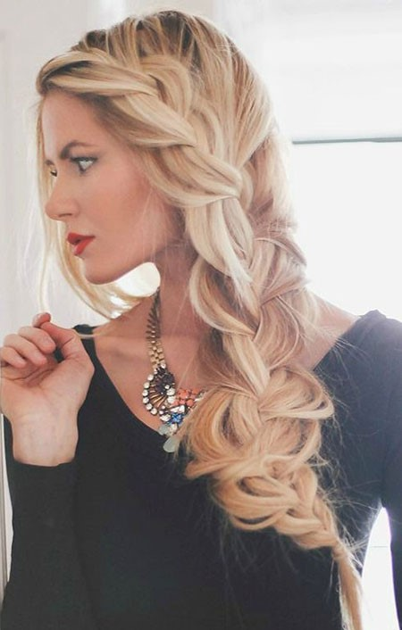 Image Result For Easy Hairstyles For Long Hair Down