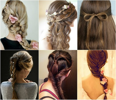 Hairstyles For Long Hair Plaits : Braided Hairstyles For Long Hair Borbotta Com