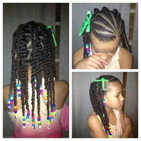 Kids Hair Braiding Styles