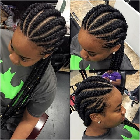 Latest hairstyles braids