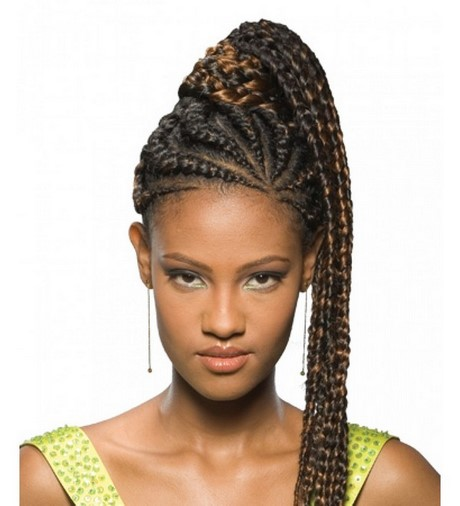Latest hairstyles braids