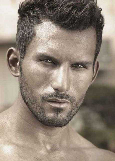 Men small hairstyles