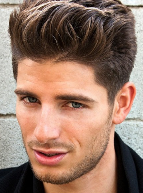 Best Hairstyle For Thick Hair Guys : Perfect hairstyle for men