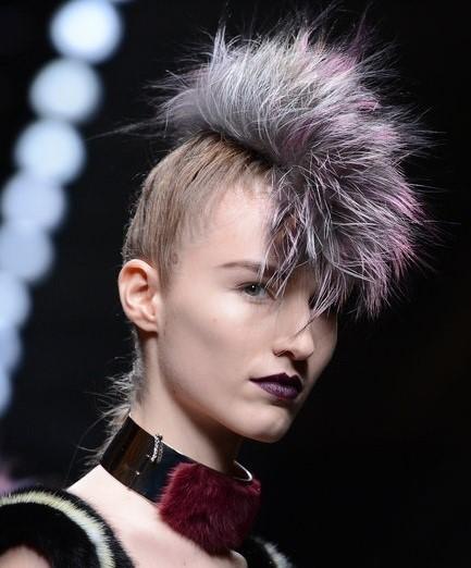 Edgy Punk Haircuts: Punk Hair Style