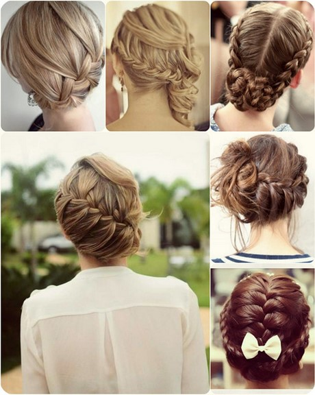 quick braided hairstyles : Quick and easy braid styles