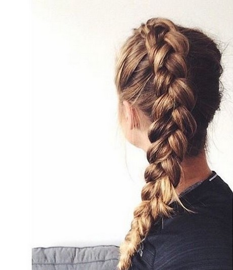quick braided hairstyles : Back to School Quick Easy Braided Hairstyles