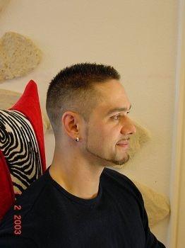 Small Hair Style Men