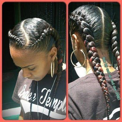 Two Braid Styles