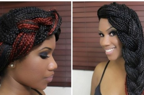 Crochet Braids Near Me : Ways to style braided hair