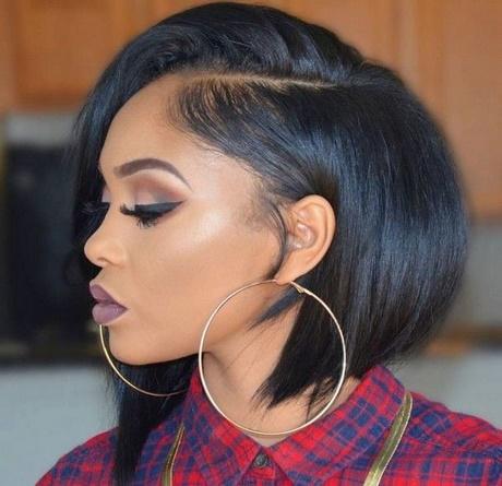 Black Short Hair Styles 2018