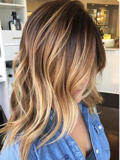Layered Haircuts For Medium Hair 2018