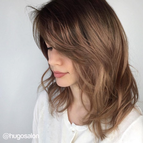 Layered Haircuts For Medium Length Hair 2018