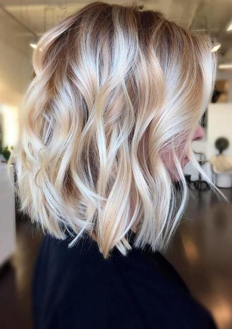 Layered Haircuts For Medium Length Hair 2018
