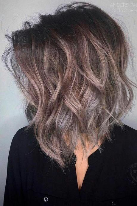 Medium Length Haircuts For Women 2018