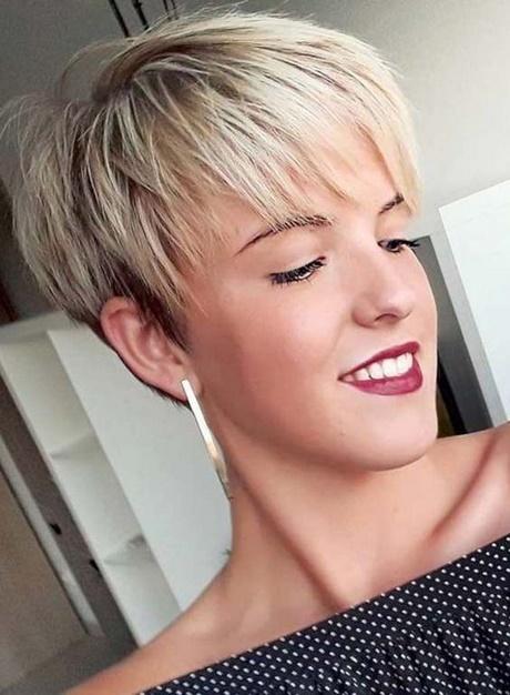 Pixie Haircut Styles 2018