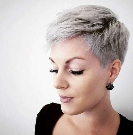 Pixie haircut styles 2018