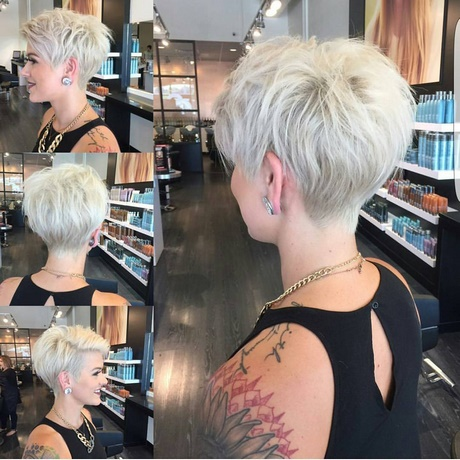 Short Haircuts For Fine Hair 2018