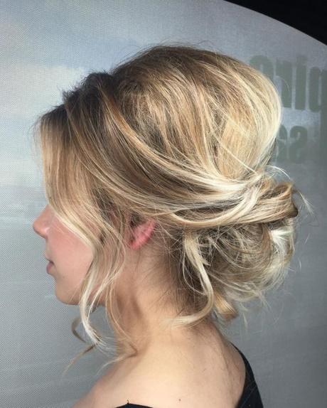 Bridesmaid Updos For Medium Hair