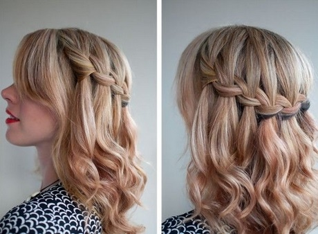 Easy Prom Hairstyles For Medium Length Hair