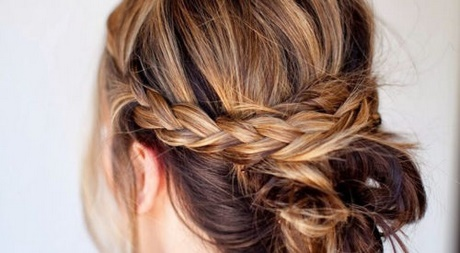 Easy Updos For Medium Layered Hair
