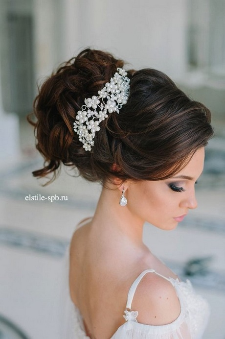 Hair Style For The Wedding