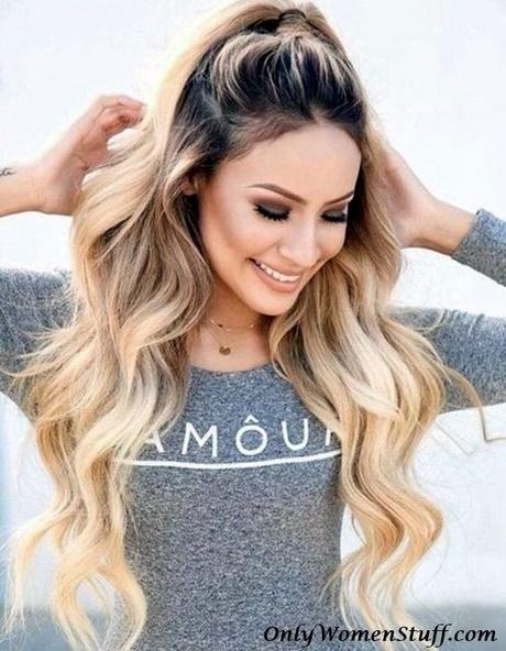 Hairstyles Simple Long Hair