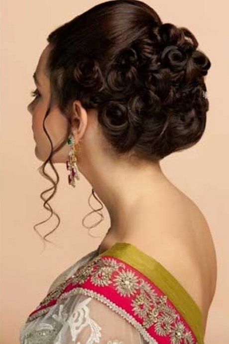 Latest Hairstyles For Marriage