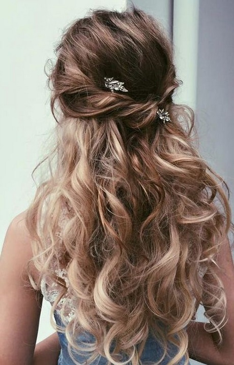 Prom Hairstyles Down For Long Hair Prom Hair Down With Braid Tag intended for Most Enchanting