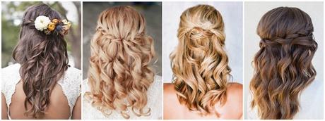 Medium Length Bridesmaid Hairstyles