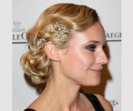 Party Updo Hairstyles