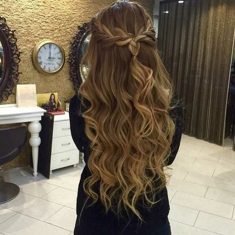 Prom Hairstyles Loose Curls