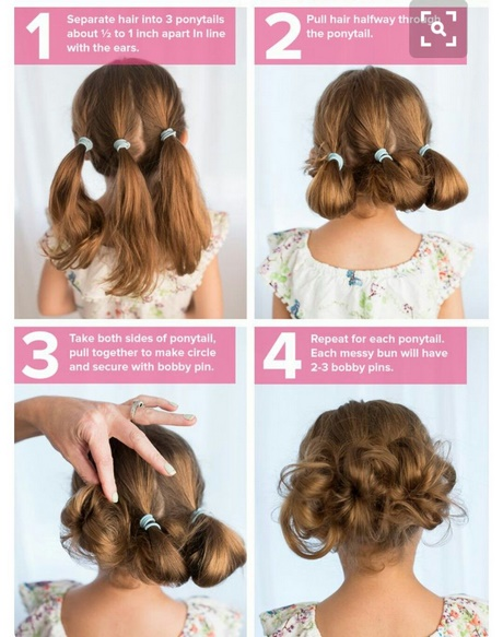 Quick And Easy Formal Hairstyles