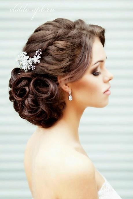 Wedding Hair Up Styles For Long Hair