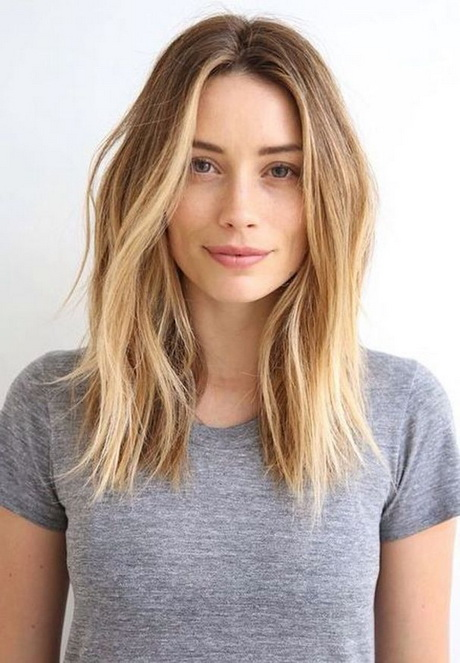 Excellent Medium Length Hairstyles For Teenage Girls With Round Faces  FEMALE