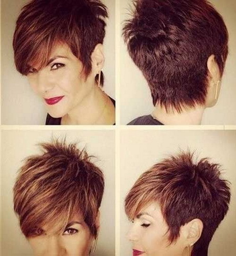 ... Short Hairstyles 2015. on hairstyles with bangs women choppy ideas