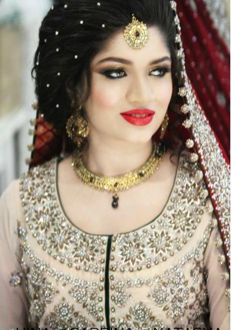Asian Bridal Hairstyles 2016