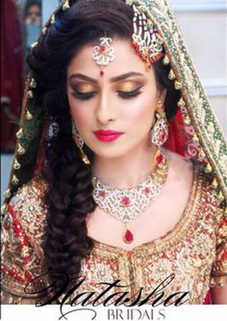 Asian bridal hairstyles 2016