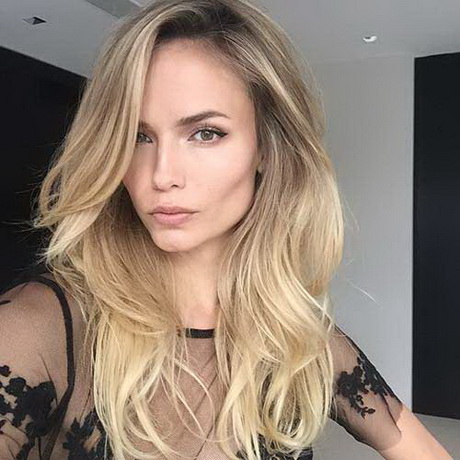 Best 2016 Hairstyles : Blonde Nice Hairstyle for Women