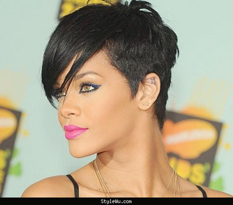 black short haircuts for women 2016