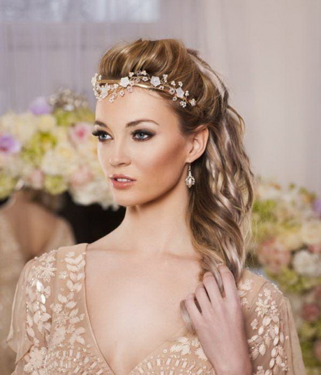 Bridal Hairstyles 2016: Bridesmaid Hairstyles 2016