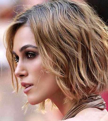 Bob Hair Styles : Bob Waves Short Hairstyle 2016 Short Blonde Wavy Bob Haircut 2016