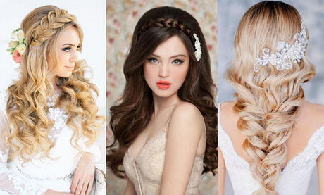 Prom hairstyle for long hair is self effacing yet is suitable