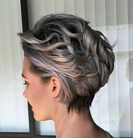 Cute short hairstyles for 2016